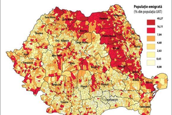 adevarul.ro: Efectele depopulării cauzate de migraţia economică în Occident