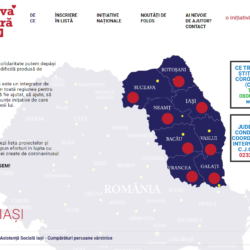 Comunicat de presă: Mișcarea pentru Dezvoltarea Moldovei lansează platforma Moldova Solidară