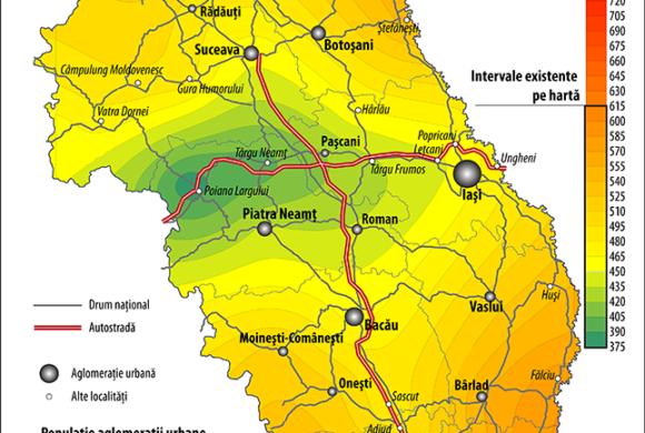 Cea mai eficientă cale rutieră rapidă a moldovenilor către vest. A8 vs. A13 (I)