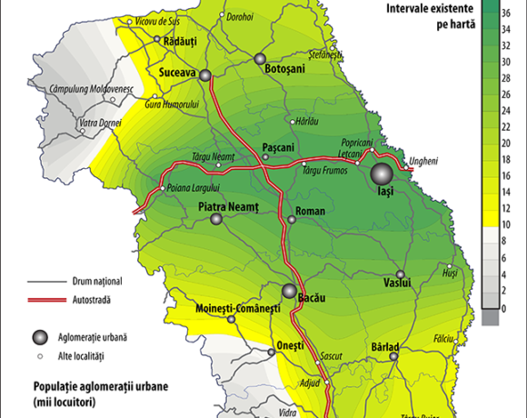 Cea mai eficientă cale rutieră rapidă a moldovenilor către vest. A8 vs. A13 (II)