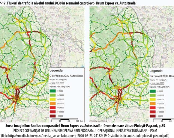 Cea mai eficientă cale rutieră rapidă a moldovenilor către vest. A8 vs. A13 (IV)