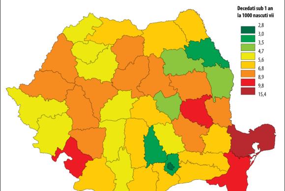 Când ceva gestionat în interiorul regiunii ne face fruntaşii României