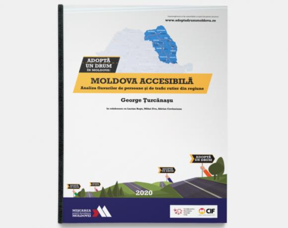 Adoptă un drum în Moldova