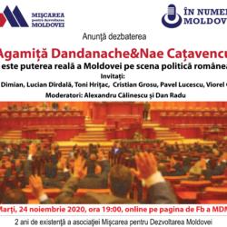 #ÎNNUMELEMOLDOVEI: Care este puterea reală a Moldovei pe scena politică românească?