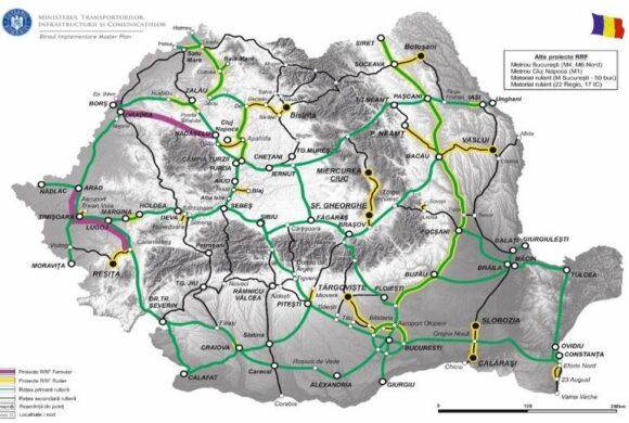 Moldova şi transportul durabil în Planul Naţional de Redresare şi Rezilienţă (I)
