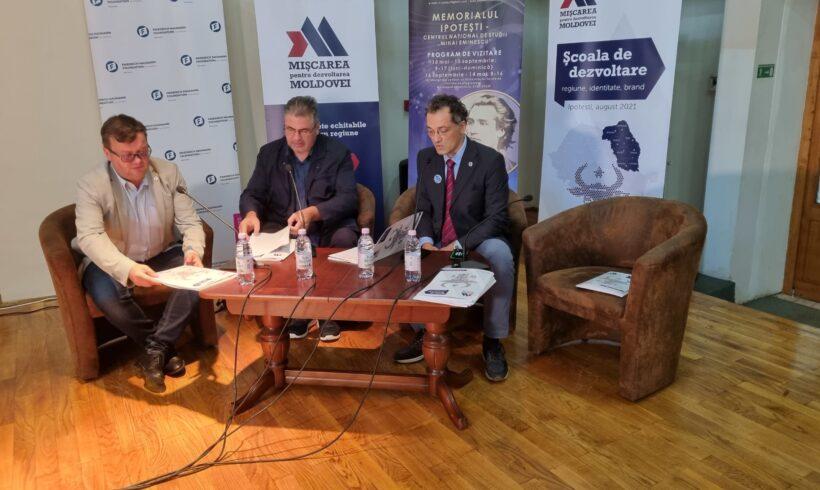 Monitorul de Botoșani: Două zile de discuții despre Moldova și descentralizare la Ipotești