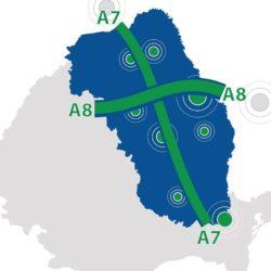 #VOCILEMOLDOVEI: Mărgele de sticlă vândute în Moldova. Pe marginea unei întâlniri cu premierul în chestiunea autostrăzilor A8 și A7