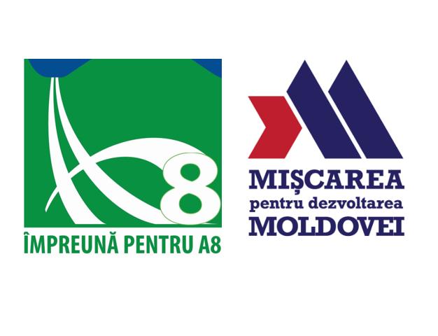 Primarul Iașului își bate joc de interesele Moldovei. Asociațiile civice susțin Autostrada A8, Ungheni – Iași – Târgu Mureș