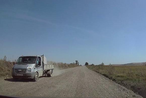 Monitorul de Botoșani: Încă un an pierdut la drumul spre Iaşi prin Prăjeni