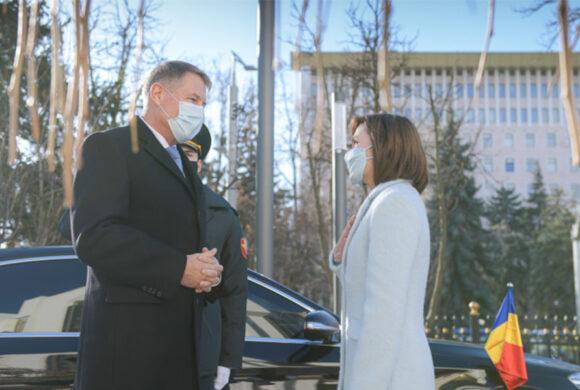 apix.ro: Maia Sandu i-a amintit lui Klaus Iohannis proiectul Moldovei: autostrada A8